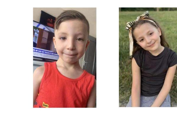 Les deux enfants concernés se prénomment respectivement Abdelwahab (six ans) et Saloua (sept ans).