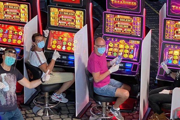 Désormais, au casino de Mers-les-bains, c'est masque obligatoire et respect des gestes barrières !