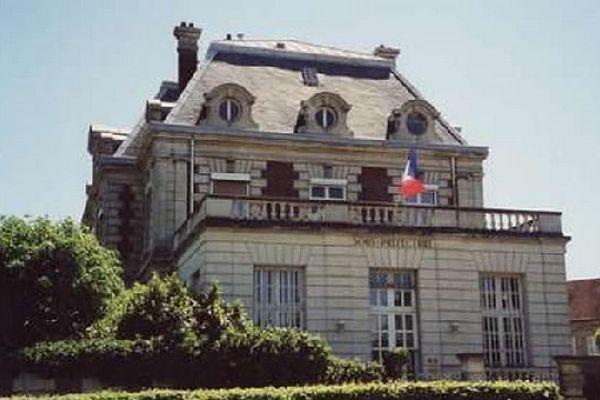 La sous-préfecture de Compiègne