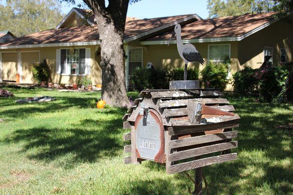 Castroville est une petite ville du Texas fondée par des Alsaciens au XIXe  siècle.