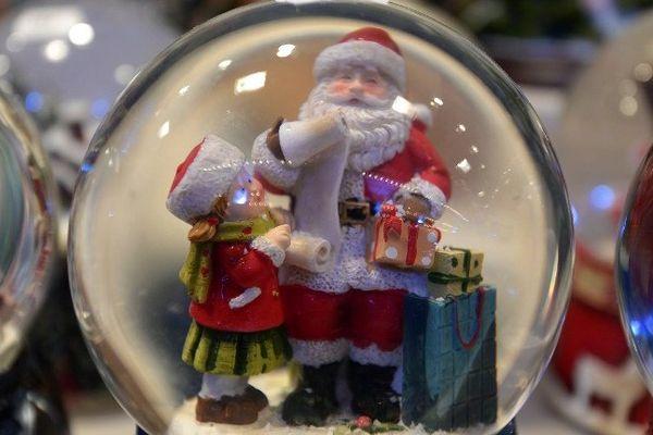 Marché de Noël toujours place Masséna !
