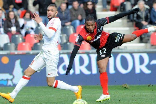 Monaco battu à Guingamp
