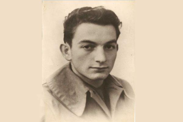 Marc Baretta, lorsqu'il avait 17ans