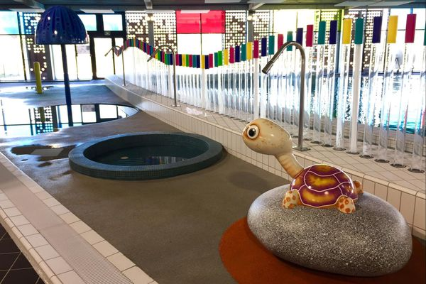 Fin des réservations de créneau horaire pour nager ou barboter en famille. Dès le 6 juillet 2020, le petit bassin et la pataugeoire d'Aquabalt à Nevers vont pouvoir se remplir.