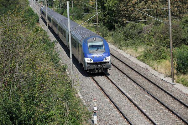 Un TER a heurté une personne à hauteur d'Ostwald lundi 26 avril 2021