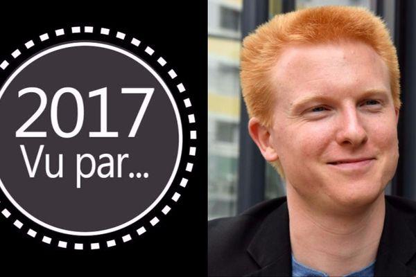 L'année 2017 vue par Adrien Quatennens, député du Nord.