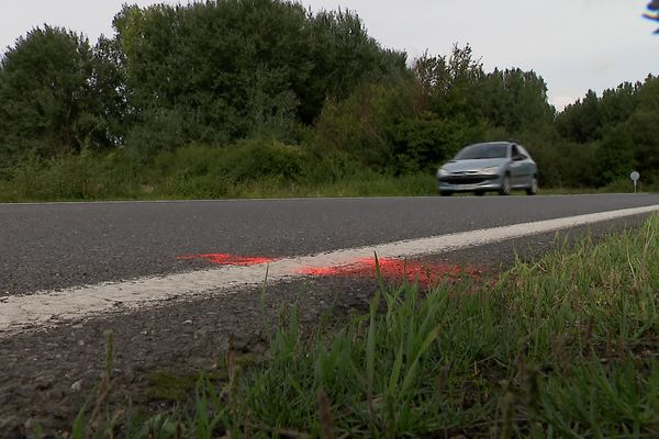 C'est sur cette départementale qu'un adolescent de 14 ans a perdu la vie dans la nuit de samedi à dimanche.