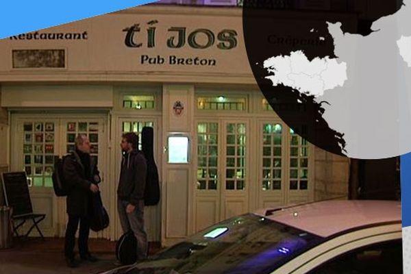 Le Ti Jos, un des endroits de Paris où les Bretons aiment se retrouver
