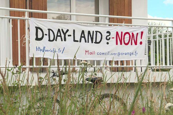 Polémique autour du DDay Land