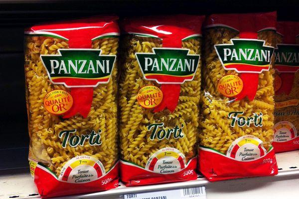 40.000 paquets de pâtes sont offerts en Ile-de-France et à Marseille.