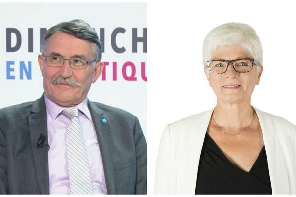 Le Front National est au second tour dans deux circonscriptions dans la région, dans l'Indre avec Mylène Wunsch et dans le Loir-et-Cher avec Michel Chassier.