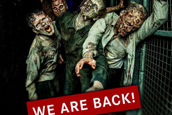 Des figurantes et figurants auront pour mission d'effrayer le public d'Europa Park lors des Horror Nights Traumatica.