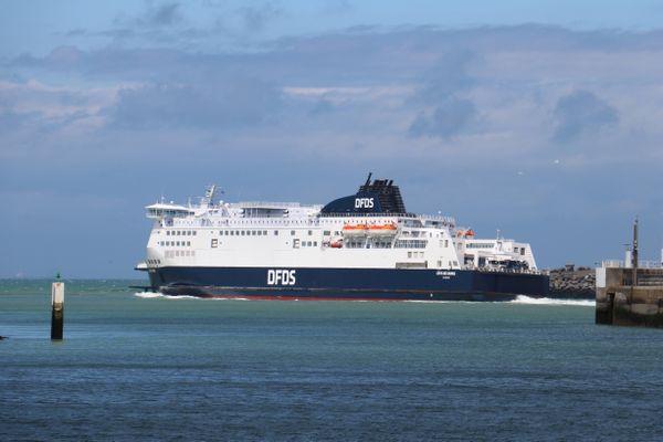 À partir de janvier, DFDS démarre un nouveau service quotidien qui reliera les ports de Dunkerque et de Rosslare, en République d'Irlande