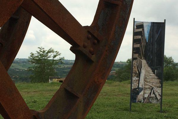 Le Musée de la Mine de Cagnac-les-Mines accueille une exposition photographique sur une île japonaise abandonnée