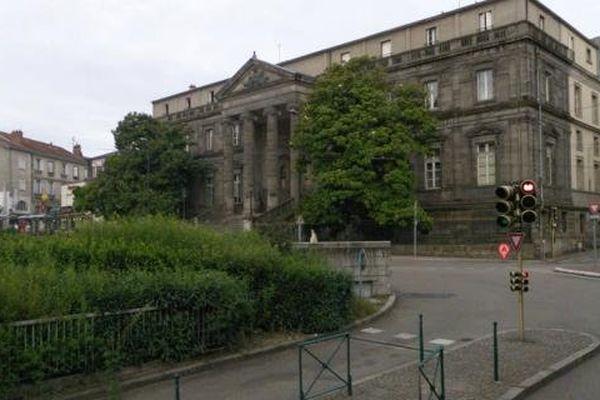 Les trois cambrioleurs ont été jugés en audience correctionnelle à Limoges