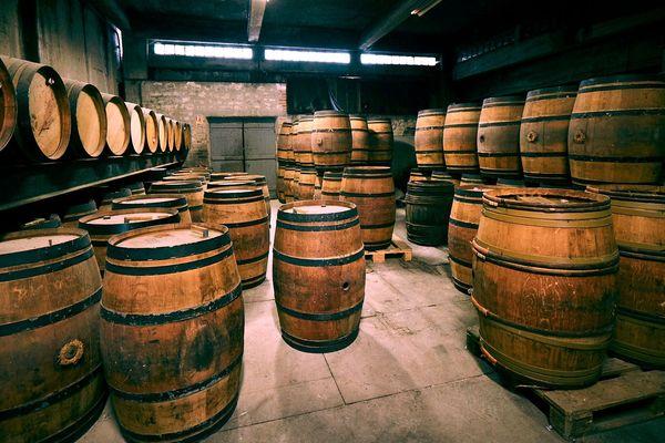Dans la vinaigrerie, le produit vieillit à minima un an.