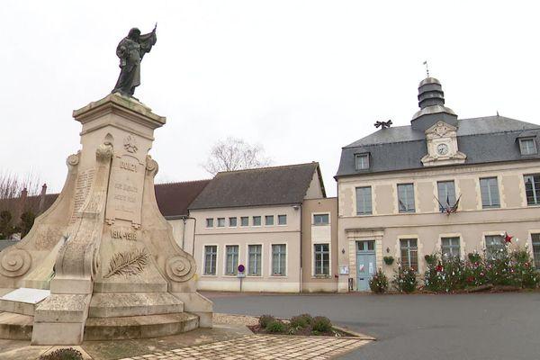 A Donzy (Nièvre), le taux d'incidence dépasse 1000 cas pour 100 000 habitants le 6 janvier