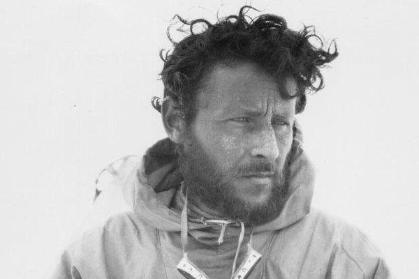 Paul-Émile Victor en expédition au Groënland 1934
