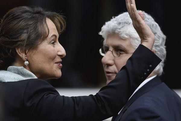 Ségolène Royal succède au Gersois Philippe Martin