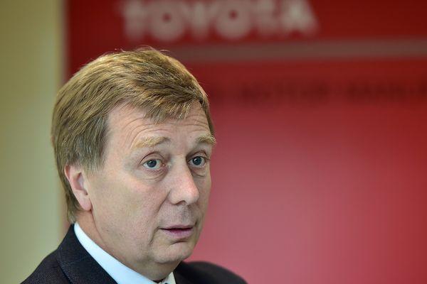 Le Nordiste Didier Leroy est le premier étranger promu vice-président du constructeur japonais.