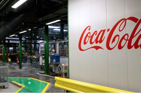 A l'intérieur de l'usine Coca-Cola Dunkerque (2014)