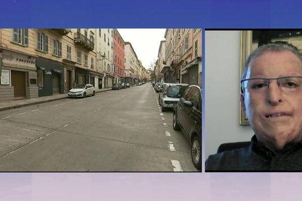 Laurent Papazian, chef du service de réanimation de l'hôpital Nord à Marseille.