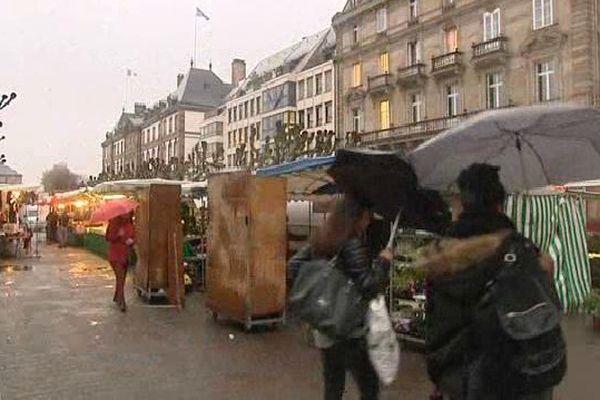 Le 443e marché de Noël de Strasbourg a été un succès