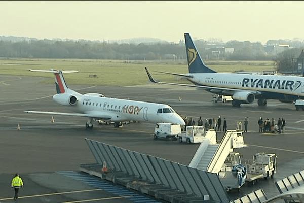 Aéroport de Rennes St Jacques