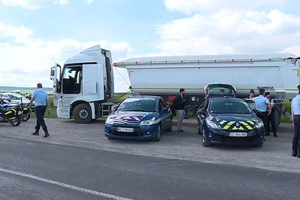 Des contrôles renforcés sur les routes pour le week-end de l'Ascension.