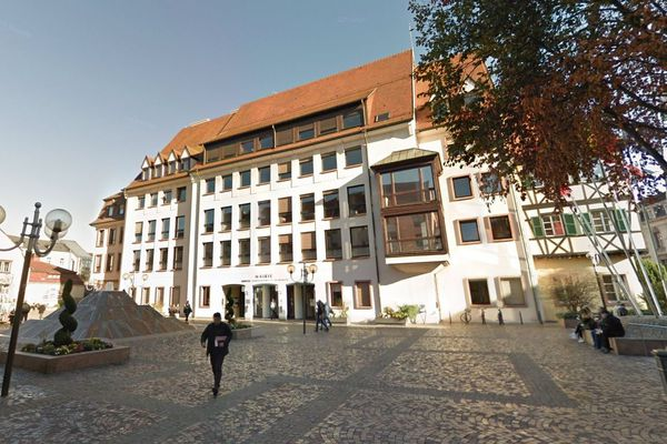 La mairie de Colmar (Haut-Rhin) est dirigée par Gilbert Meyer depuis 1995.