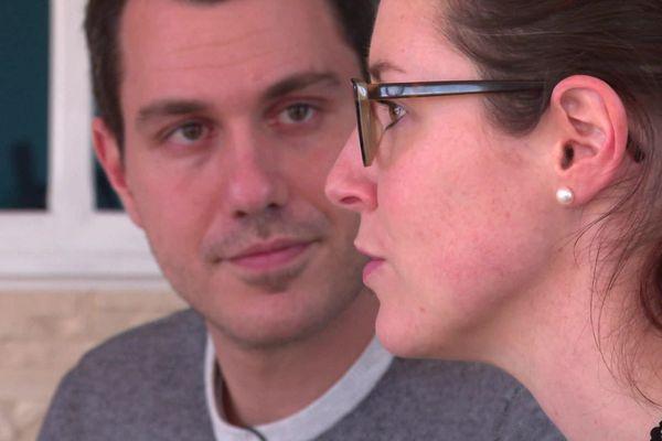 Margaux et Rémi restent soudés dans ce parcours médical très difficile à vivre, parfois oppressant