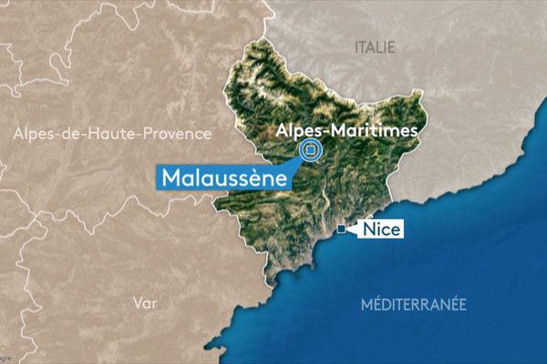 Le village de Malaussène