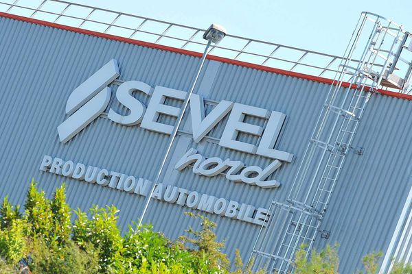 L'usine Sevelnord.