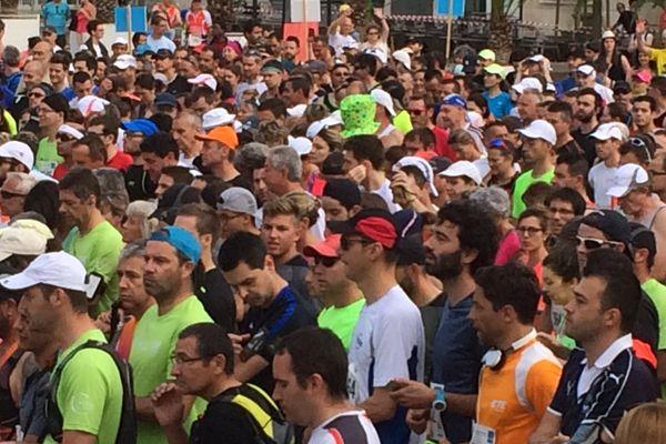 2.830 coureurs au départ lors de l'édition 2017 du Marathon de Poitiers-Futuroscope.