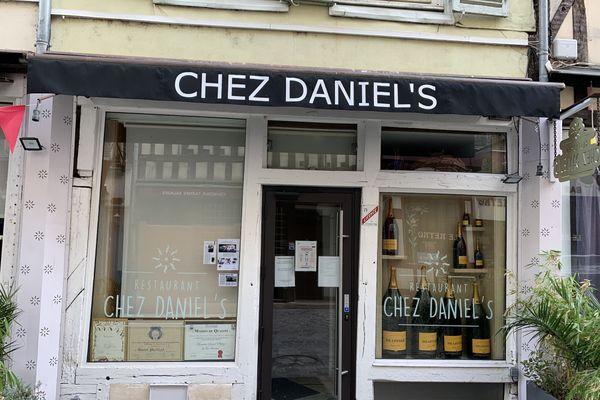 Le restaurant troyen de Daniel Phélizot tourne au ralenti.