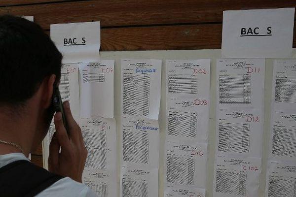 16 042 candidats ont passé le bac en 2015 en Poitou-Charentes.