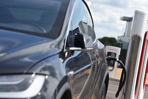 Les voitures électriques sont de plus en plus prisées.