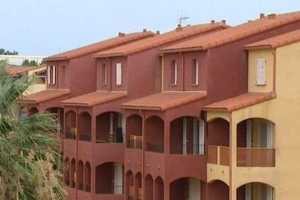 Les appartements du Malibu Village, à Canet-en-Roussillon, dans les Pyrénées-Orientales