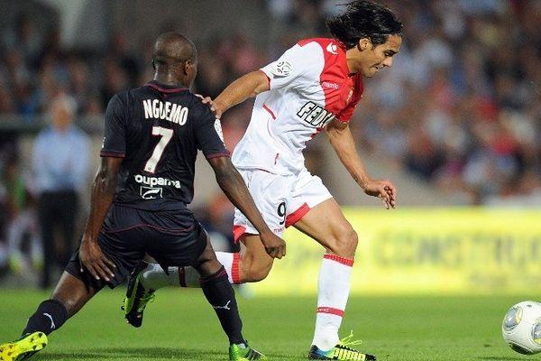 La star de Monaco Falcao a bien brillé à Bordeaux