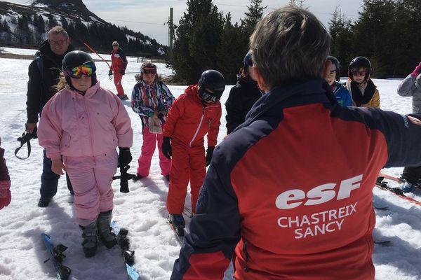 La relève tarde pour assurer la pérennité de l'école de ski de Chastreix-Sancy