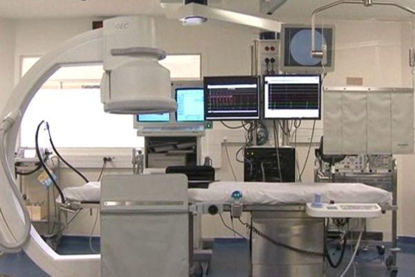 Service de rythmologie cardiaque à la clinique du Colombier à Limoges