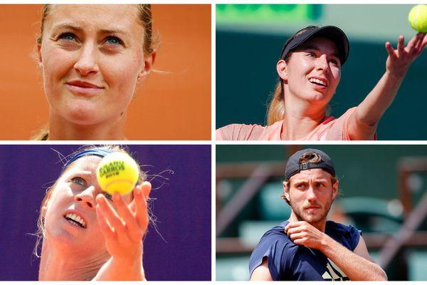 Les quatre Nordistes qui participent à Roland-Garros.