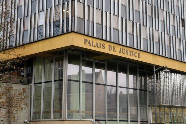 Le palais de justice de Douai. Photo d'illustration.