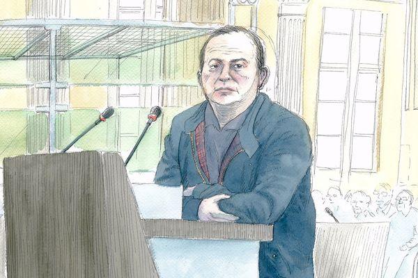 Ludovic C. a réaffirmé lundi à la barre qu'il avait reconnu la voix de Willy Bardon sur l'enregistrement de l'appel aux pompiers d'Elodie Kulik la nuit de sa mort.