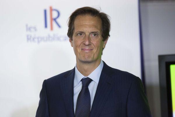 Le député Les Républicains Jérôme Chartier.