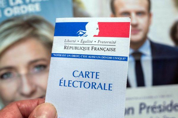 Le Pen - Macron second tour Présidentielle 2017
