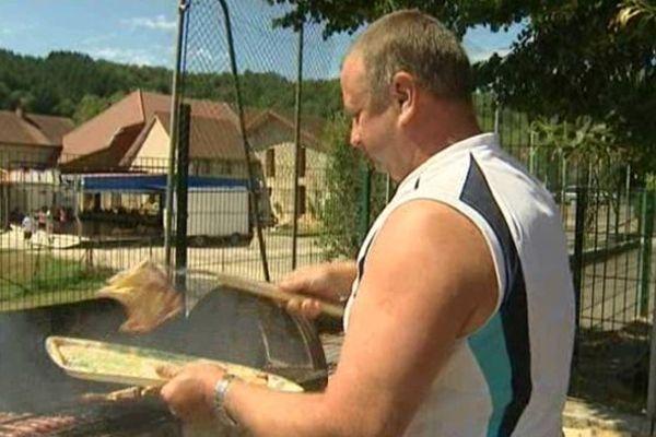 Près de 180 repas ont été servis hier soir à Myon, un village de 200 habitants
