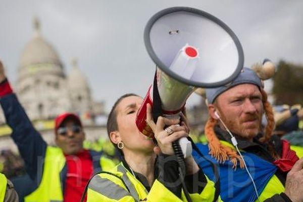 20e samedi de manifestation des gilets jaunes (photo d'illustration)