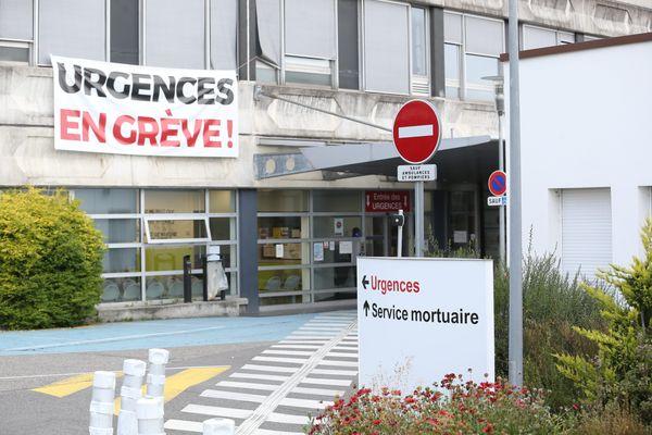 La grève des urgences à Mulhouse a démarré en avril 2019 et vient de trouver une issue avec un accord signé entre l'intersyndicale et la direction