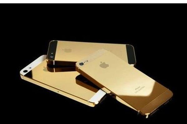 Le nouvel iphone existerait en version Gold Finger selon les dernières rumeurs